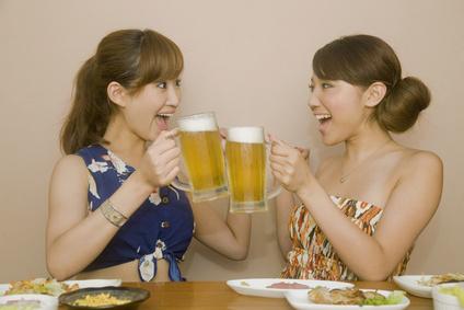 トイレを近くする原因はお酒に含まれるアルコールとカリウム
