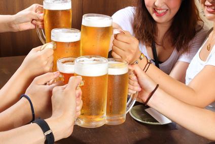 3割の人が二日酔いで大失敗!二日酔いの原因と緩和する方法