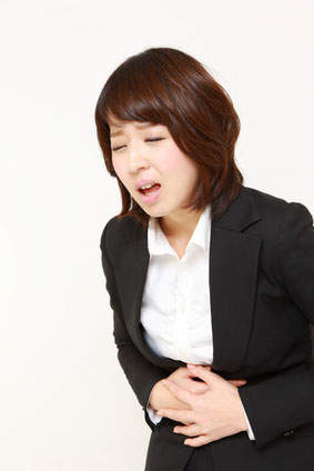 女性 腹痛